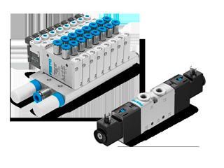 Catálogo de válvulas manuales, neumáticas y eléctricas - Distribución de suministros industriales Epidor TD