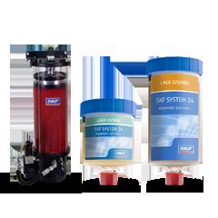 Sistemas lubricantes monopunto