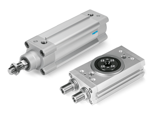Catálogo de actuadores neumáticos - Distribución de suministros industriales Epidor TD