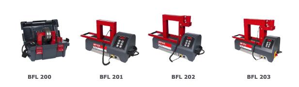 Calentadores Betex Basic y Smart, las dos series de la inducción