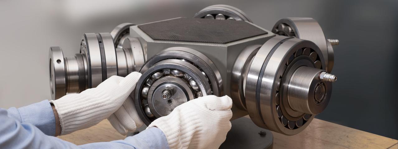 El mantenimiento adecuado de rodamientos asegura una vida útil prolongada