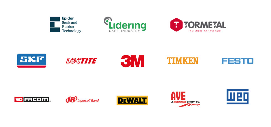 Las mejores marcas siempre con Epidor Technical Distribution
