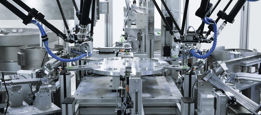 Festo, automatización de procesos